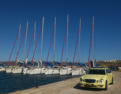 Special Services for private yachts and sailboats